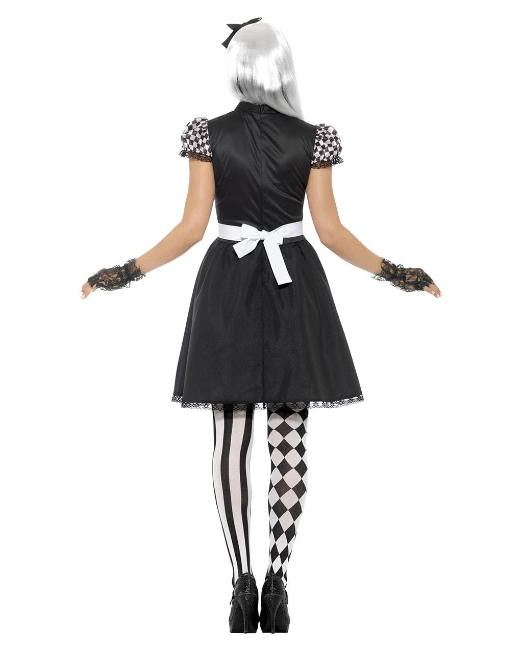 gothic alice damenkost m als halloween verkleidung horror. Black Bedroom Furniture Sets. Home Design Ideas