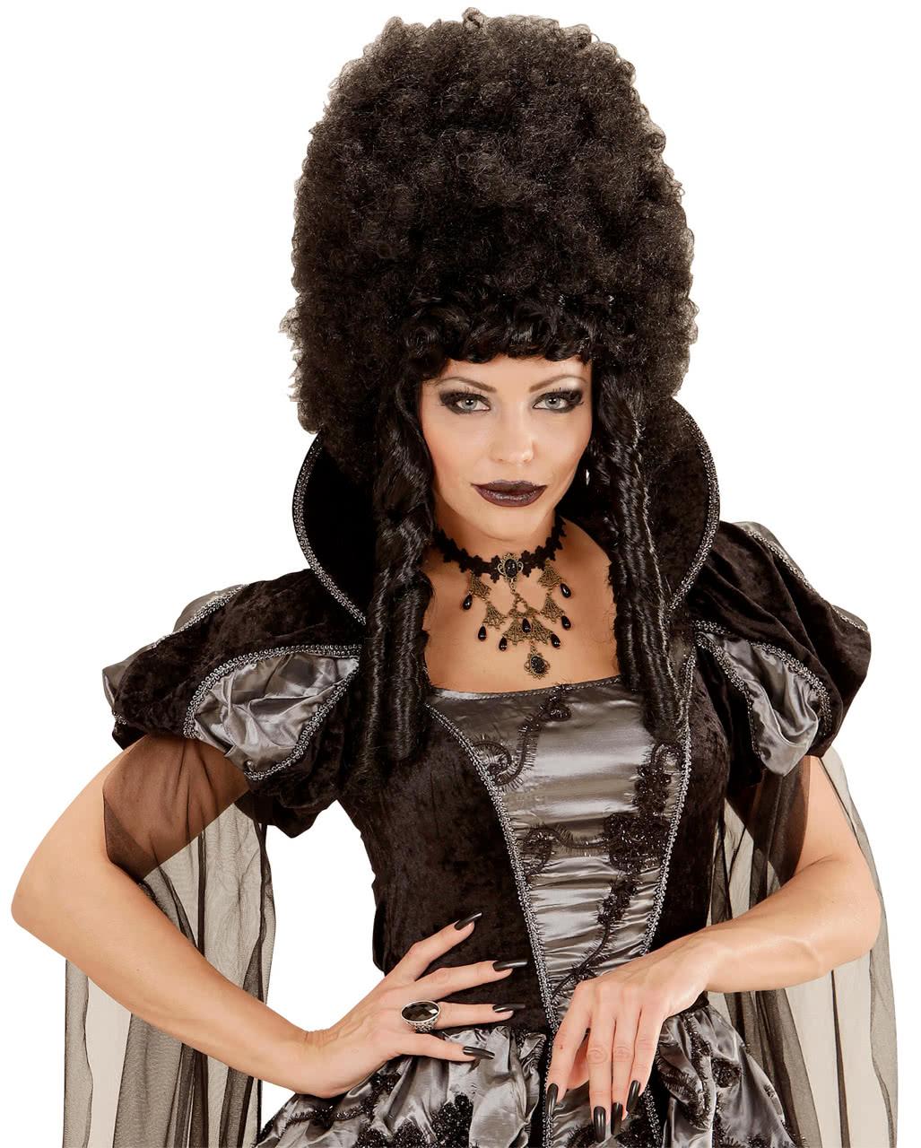 gothic halsband mit strass als kost mzubeh r horror. Black Bedroom Furniture Sets. Home Design Ideas