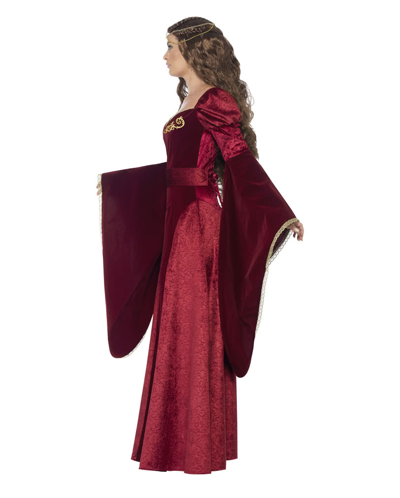 Medieval Dress Plus Size: Medieval Queen Costume Deluxe Plus Size