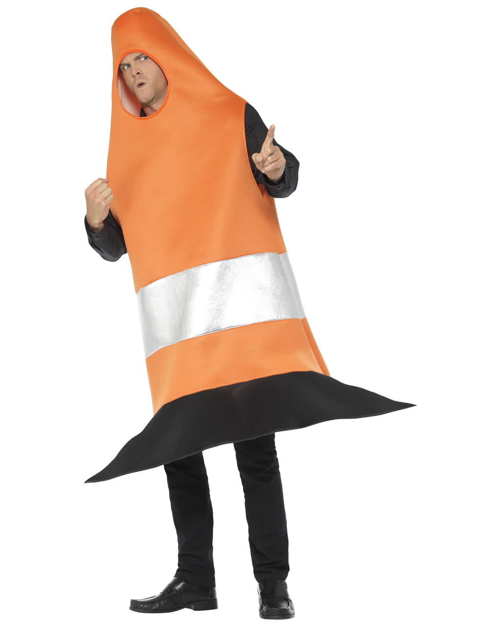 how to make traffic signal costume