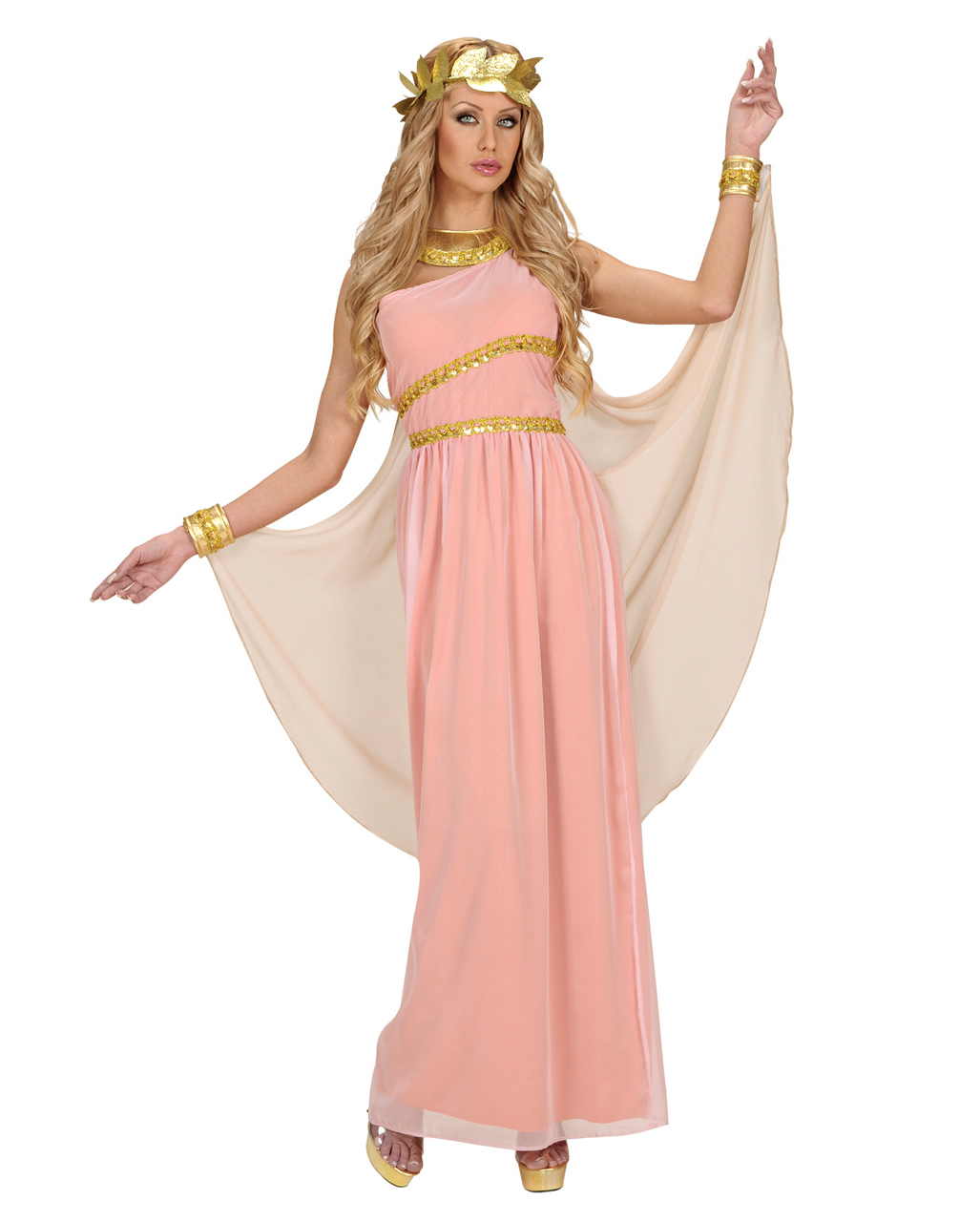 Greek Goddess Aphrodite S Historical costume Greece ...Greek Goddess Aphrodite With Clothes