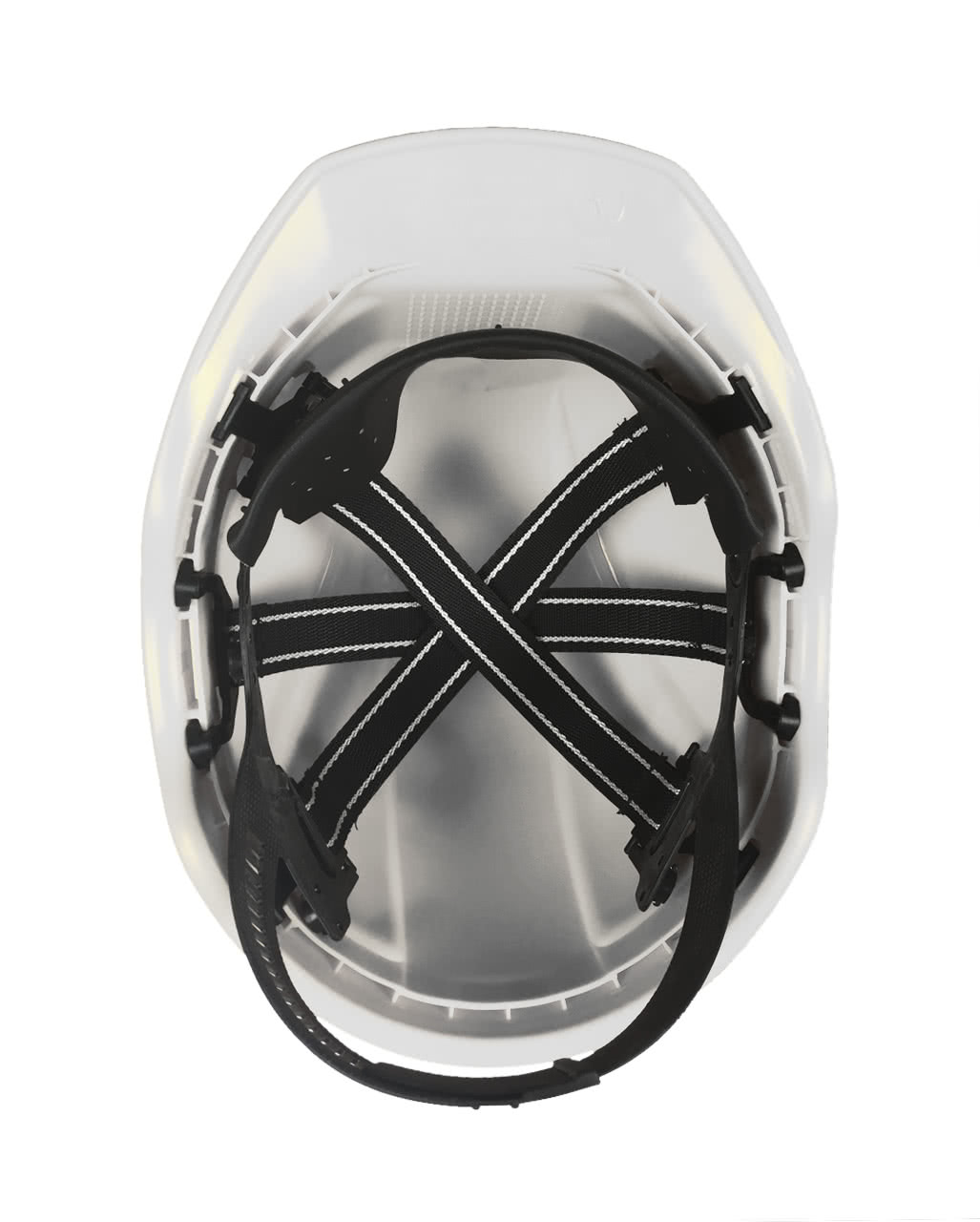 White construction worker helmet   Construction worker ...