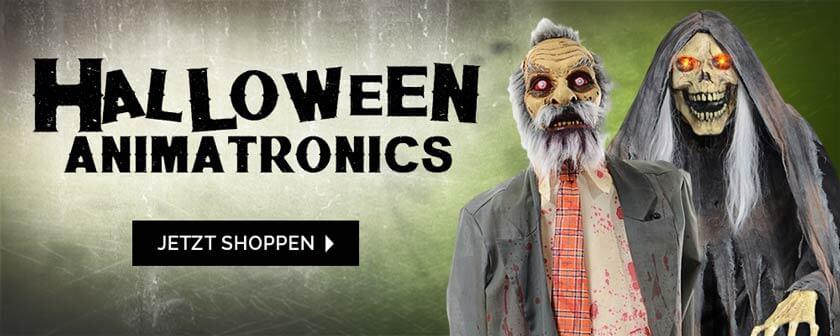 Halloween Animatronics