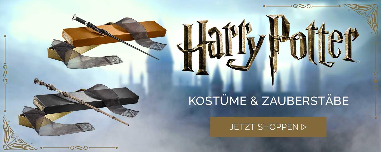 Harry Potter Stäbe